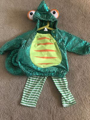 Halloween Costume - Chameleon - 12-18 months for Sale in Imperial Beach, CA