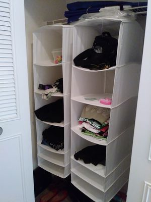 Closet organizer for Sale in West Palm Beach, FL