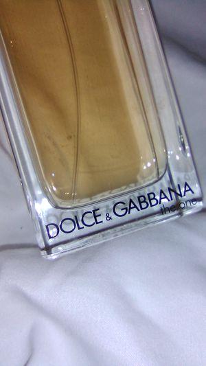 "Dolce & Gabbana ""The One"" Eau de Toilette for Sale in Simi Valley, CA"