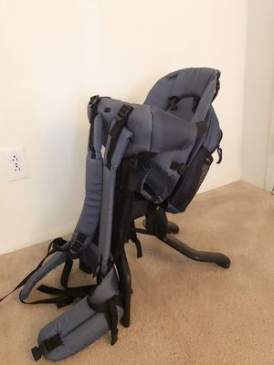 Gerry baby hiking carrier with backpack for Sale in Richmond, VA