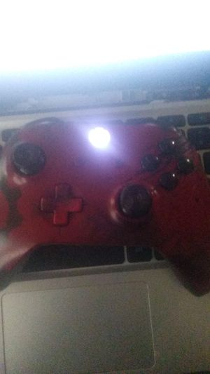 Xbox one gears of war controller for Sale in Mitchell, IL