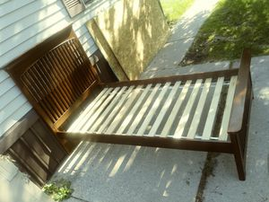 Twin bed frame for Sale in Independence charter Township, MI