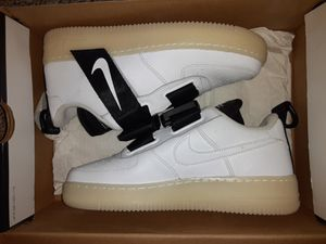 Size 6.5y nike airforce 1 utilitys Brand new for Sale in Everett, WA