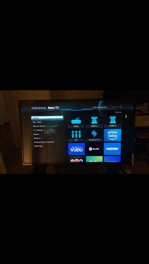 Roku 4K 55 inch tv for Sale in North Chesterfield, VA