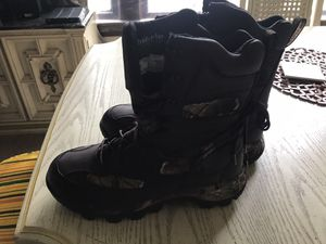 Red wing hunting boots Irish setter brand new men's 11 for Sale in Cornelius, OR