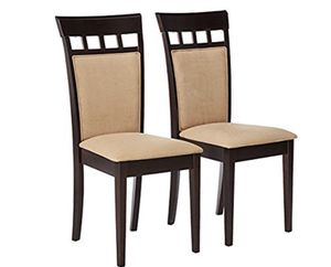 Light used chairs set of 6 Only $250.00 for Sale in Woodbridge, VA