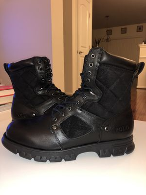 Polo men boots size 11 for Sale in McLean, VA