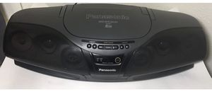 1994 Panasonic Portable Dual Deck CD Stereo System RX-DT75 for Sale in Tulare, CA