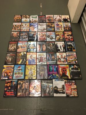 Assorted DVDs for Sale in Seattle, WA