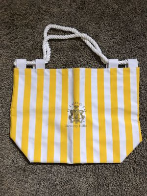 """Vintage Giorgio Beverly Hills 20"""" Wide Tote Bag for Sale in Anchorage, AK"""