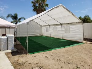 Carpas/canopy-turf/artificial grass_pasto-cesped for Sale in Chino Hills, CA