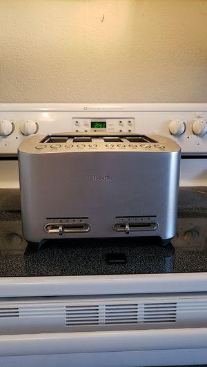 Breville Die-Cast 4 Slice Smart Toaster for Sale in Chandler, AZ