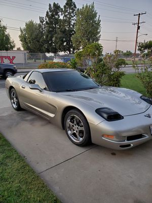 2002 Chevy Corvette for Sale in Downey, CA
