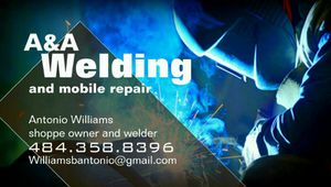 welding, fabrication and mobile repair for Sale in Claymont, DE