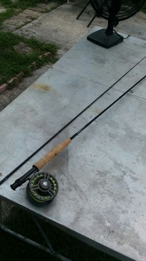 Pole and reel for Sale in Casselberry, FL