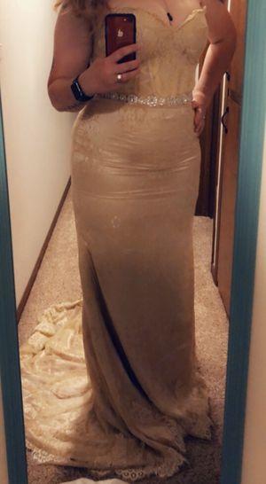 Mermaid wedding dress for Sale in Spokane, WA