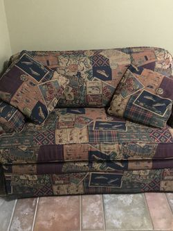 Futon Makes Into A Twin for Sale in Rowlett,  TX