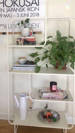 White UO Minimalist Bookshelf for Sale in Seattle,  WA