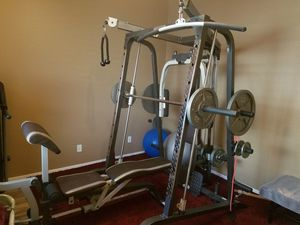 Marcy Diamond Elite Home Gym for Sale in Goodyear, AZ