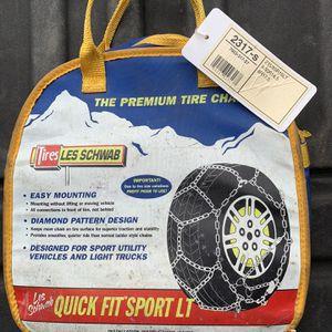 Snow Tire Chains for Sale in Brier, WA