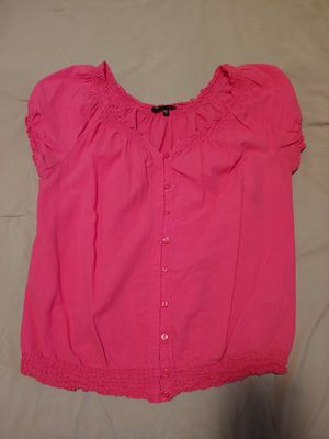Hot pink blouse for Sale in Decatur, GA