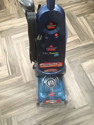 Bissell pro heat carpet cleaner for Sale in Oak Forest, IL