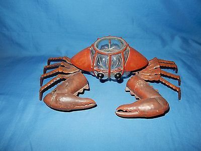New crab candle holer