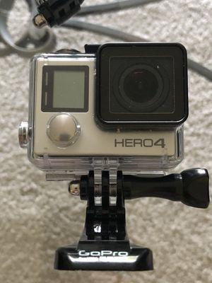 GoPro Hero4 Silver for Sale in Grand Rapids, MI