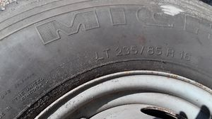6 Tires and rims from 1994 pheonix cobra motorhome 150.00 a piece.. for Sale in Kissimmee, FL