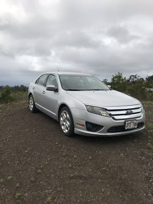 2010 Ford Fusion for Sale in Naalehu, HI