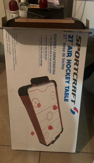 Hockey air table for Sale in Fresno, CA