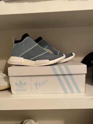 Brand new never worn Parley city socks size 9.5 DEADSTOCK open for trades for Sale in Chandler, AZ