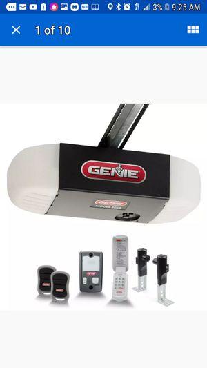 Genie Garage Door Opener Wireless Keypad Ultra-Quiet Belt Drive for Sale in Hialeah, FL