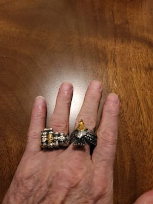 2 925 eagle rings for Sale in Arnold, MO