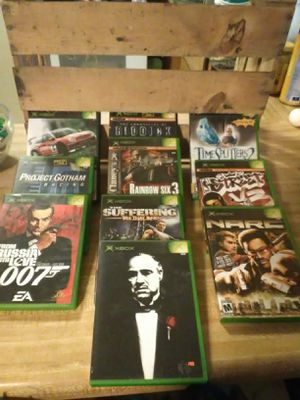 Xbox games for Sale in Greenville, SC