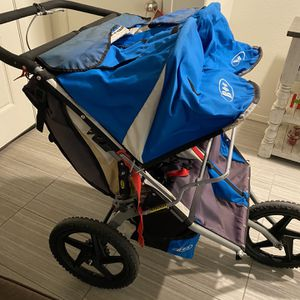 Bob double stroller for Sale in Rio Verde, AZ