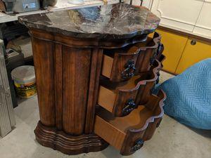 Pulaski laminated stone top dresser for Sale in Redmond, WA