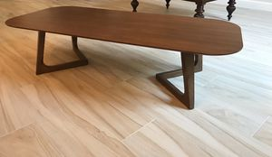 STUNNING Coffee Table (Solid Wood, Natural Cherry) for Sale in Spring, TX