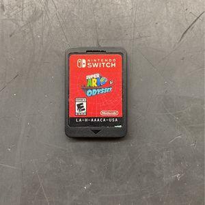 Super Mario Odyssey Nintendo Switch Video Game for Sale in Phoenix, AZ