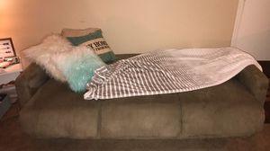 Beige Sleeper/Futon for Sale in Nashville, TN