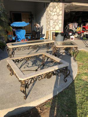 3 tables for Sale in Bonita, CA