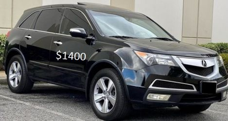 Drives Perfectly 2O12 Acura MDX Great Tires AWDWheels✅wegrbfd for Sale in Alexandria,  VA