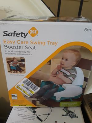 Booster seat new still in box for Sale in Torrington, CT