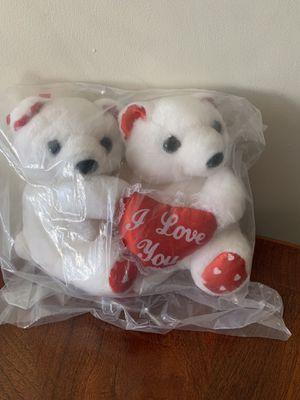 """""""I Love You"""" Teddy Bears for Sale in Tewksbury, MA"""