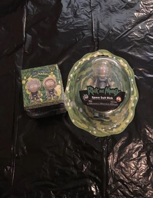$15 Rick & morty collectibles pls read below for Sale in Los Angeles, CA