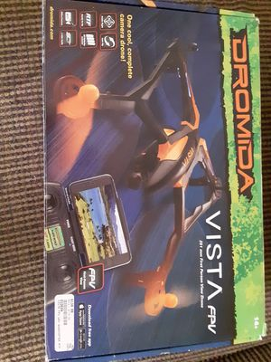 Vista drone with HD video camera for Sale in Longview, TX