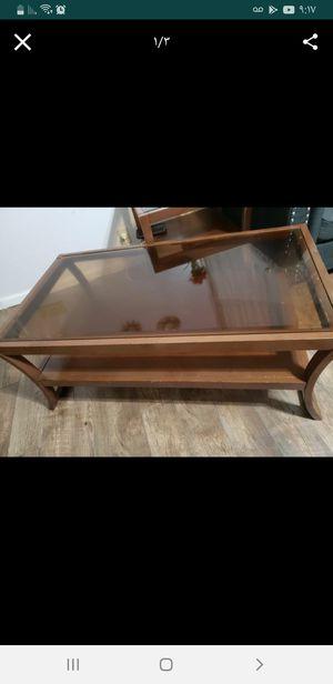 Sat coffee table for Sale in La Vergne, TN