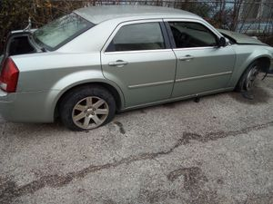 Chrysler 300 Parts for sale or $1000 for whole car for Sale in Dallas, TX