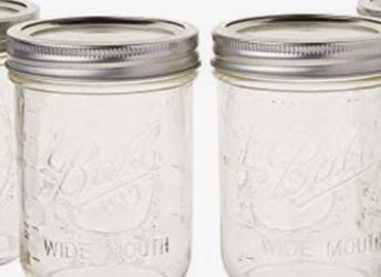 iball Mason Jars 1quart or 1pint for Sale in Fort Lauderdale,  FL