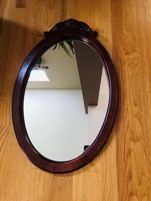 Wood framed mirror. Make offer for Sale in Kent, WA